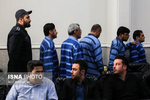 دومین جلسه دادگاه رسیدگی به متهمان قاچاق ارز و پولشویی