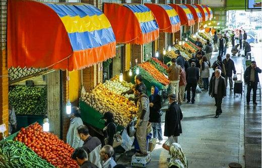 مدیر عامل سازمان میادین: قیمتها در میادین میوه تغییری نداشته است