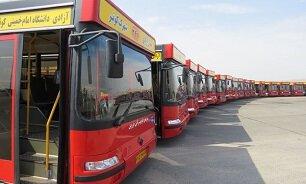 تمهیدات شرکت واحد اتوبوسرانی تهران در پی بارش احتمالی برف