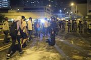 دانشگاه پلیتکنیک هنگکنگ همچنان در محاصره است/عکس