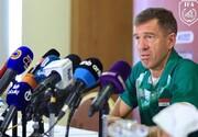 ابهام در برکناری سرمربی تیم ملی عراق