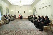 العلاقات بين الشعبين الإيراني والباكستاني رصيد قيم لتطوير التعاون المشترك