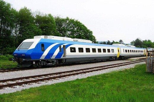 اخرین خبر از وضعیت قطار تهران-تبریز
