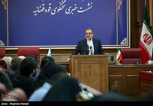 توضیحات اسماعیلی درباره ناآرامیهای اخیر، روحالله زم و قطعی اینترنت