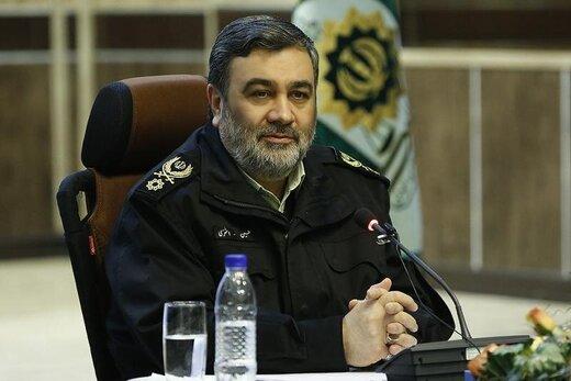 فرمانده ناجا: سهمیهبندی بنزین تصمیم نظام بود