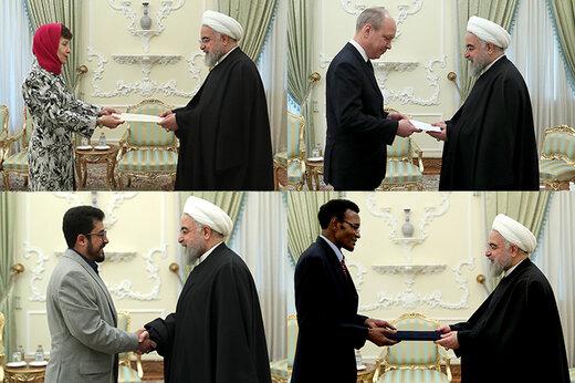 روحانی: فروپاشی برجام به ضرر دنیاست/آمریکا بفهمد رهبر جهان نیست