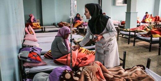 گرمخانه جدید زنان در منطقه فرحزادی تعطیل شد