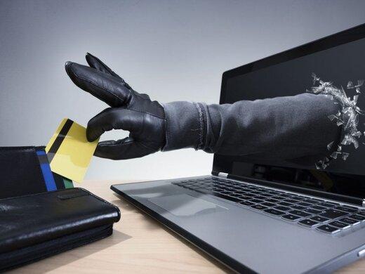سارق فضای مجازی با ۶۴۴ کارت بانکی بازداشت شد