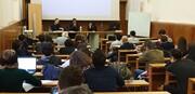 استقبال دانشگاه ایتالیایی از احمد دهقان و رمانش