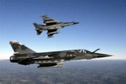فیلم | حمله جنگندههای اسراییل به مناطقی در نزدیکی دمشق