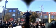 حمله کیهان به موضعگیری سلبریتی ها در برابر اغتشاشگران