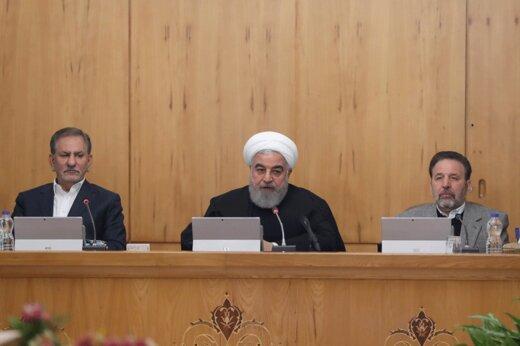 فیلم | روحانی: نیروهای فداکار ما برای امنیت مردم از جانشان هم دریغ نمی کنند