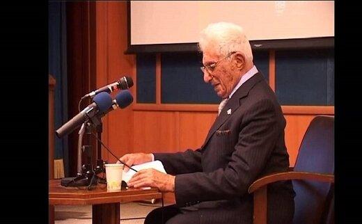 فرهنگستان زبان، درگذشت فضلالله رضا را تسلیت گفت