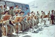 تجلیل از نوازندگانی که در جبهههای جنگ مینواختند