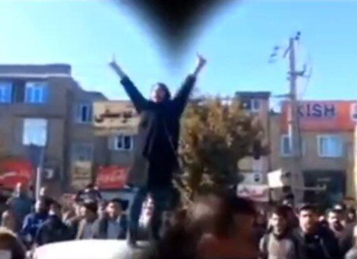 زنی که برای ایجاد آشوب به ایران آمدند /سال ۷۳ از منزل فرار کردم /برای تشکیلات ضد انقلاب کار میکنم