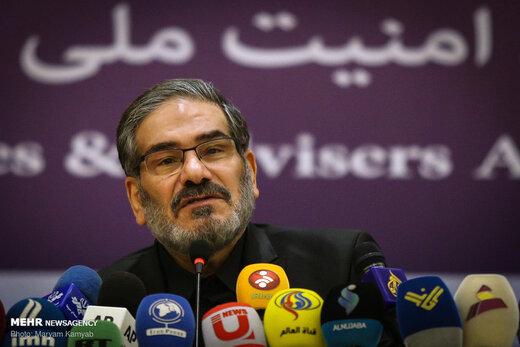 هشدار جدی شمخانی به اغتشاشگران: در هرجای ایران باشید، شناسایی و مجازات خواهید شد