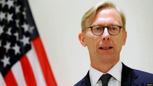 اعتراف هوک به نقش آمریکا در اغتشاشات اخیر در ایران