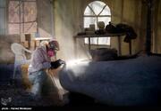 تصاویر | مجسمههای زیبایی که این روزها در تهران ساخته شدند