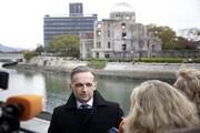 آلمان: نباید فاجعه حمله اتمی در جهان تکرار شود