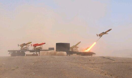 انجام عملیات اسکرامبل برای اولین بار، توسط پهپادهای رزمی ارتش/ انهدام اهداف ارتفاع بلند توسط سامانه موشکی تلاش/ کرارها رهگیر شدند