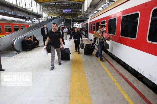 ۲۰ درصد تردد مسیر قزوین- تهران به ریل منتقل میشود