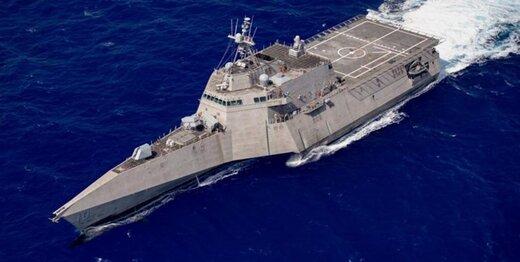 واکنش پکن به اقدام تحریکآمیز آمریکا در دریایی جنوبی