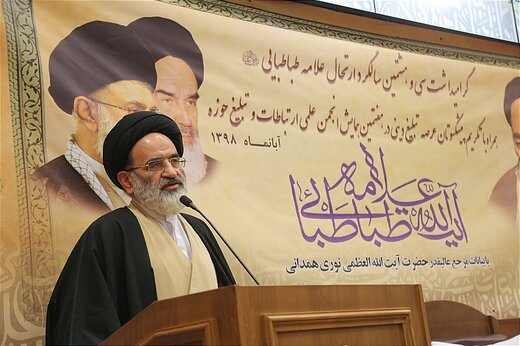 حجتالاسلام تقوی: امام خمینی به عدالت و معنویت چهره جدیدی بخشید