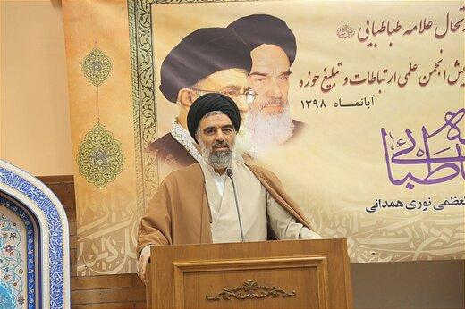 آیت الله واعظ موسوی: مردم طرفدار نظام و رهبری هستند و صف خود را از آشوبگران جدا کردند