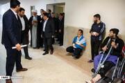 فیلم | دادستان کل کشور به بازداشت شدگان اعتراضات گرانی بنزین در زندان فشافویه چه گفت؟