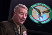 اعتراف ژنرال مککنزی درباره ایران؛وضعیت به نفع حملهکننده خواهد بود