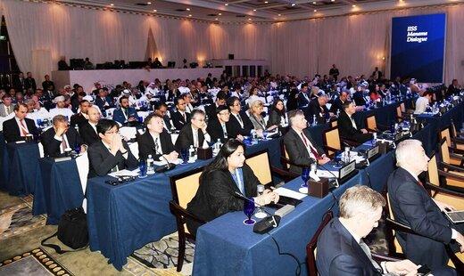کنفرانس امنیتی منامه آغاز شد؛ امنیت خلیج فارس در دستور کار