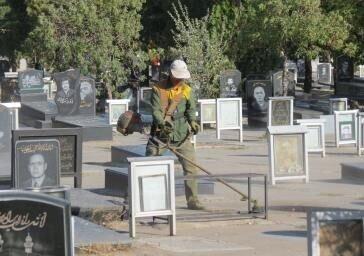 روزانه ۲۵ فوتی در تبریز به خاک سپرده میشوند
