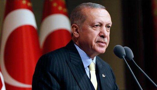 اردوغان برای شمال سوریه خط و نشان کشید