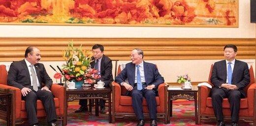 ورود اقتصادی چین به سوریه