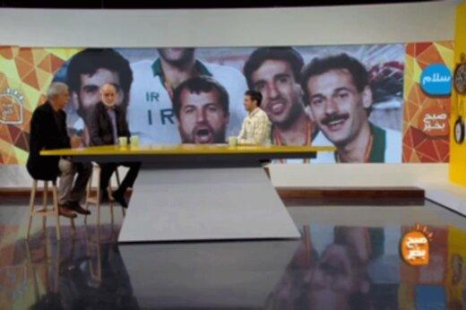 فیلم | ماجرای رد کردن قلعهنویی از تمرین پرسپولیس توسط علی پروین