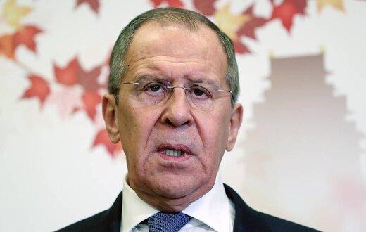 لاوروف: ژاپن باید مالکیت روسیه بر جزایر کوریل را به رسمیت بشناسد