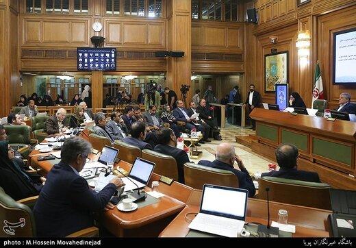 اعضای هیئت رئیسه شورای اسلامی استان تهران انتخاب شدند