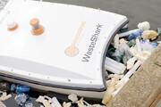 فیلم | جمع آوری زبالههای دریا با پهپادهای آبی هوشمند