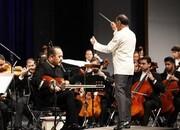 سازهای ارکستر ملی در تلویزیون به نمایش درمیآید؟