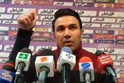 فیلم   تمسخر اداهای منصوریان توسط جوادنکونام/ مگر تیر خوردید؟