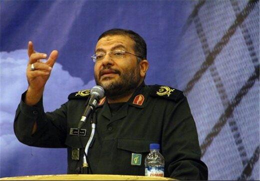 رئیس سازمان بسیج:رسالت ما با بیانیه گام دوم وارد مرحله جدید شد /آماده هرگونه نقشآفرینی هستیم