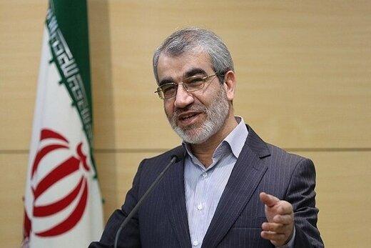 کدخدایی: حمایت غرب از تخریب اموال عمومی در ایران پیگیری بین المللی شود