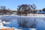 تصاویر | فصل سرما در طبیعت مغولستان!