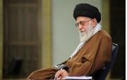 پیام تسلیت رهبر انقلاب به رئیسجمهور