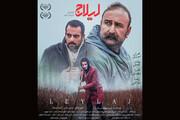 مهران احمدی و حامد کمیلی روی پوستر «لیلاج»