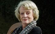 مگی اسمیت جایزه برترین بازیگر زن را دریافت کرد