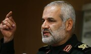 حمایت یک فرمانده سپاه از قطعیاینترنت در جریان اعتراضات بنزینی