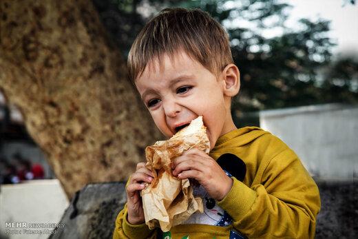مشکلات کودکانی که نباید نان گندم و جو بخورند