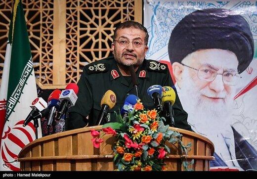 ماجرای برنامه موساد برای ایجاد آشوب در ایران در سال ۹۷ چه بود؟/سردار سلیمانی: بسیج در فضای مجازی فعال است اما نه با اکانتهای فیک