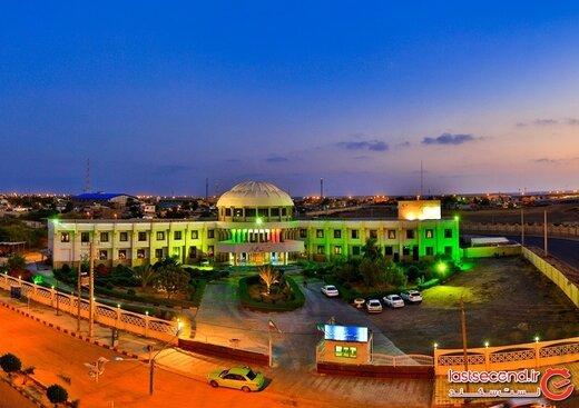 هتل بین المللی لاله چابهار، اقامتی در دیار چهار بهار!